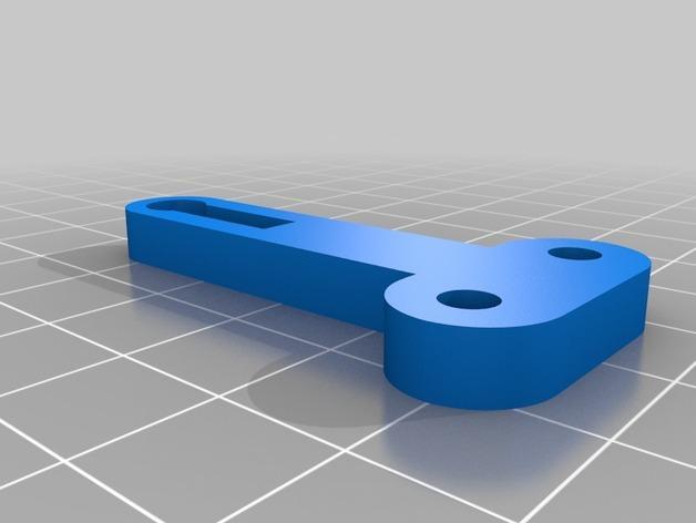 与众不同的Smartrap3d打印机 3D模型  图15