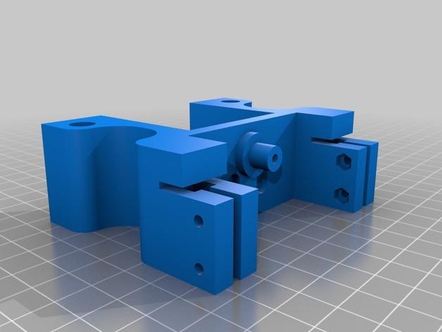 与众不同的Smartrap3d打印机 3D模型  图18