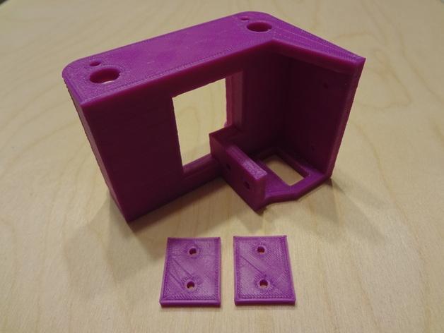 与众不同的Smartrap3d打印机 3D模型  图20