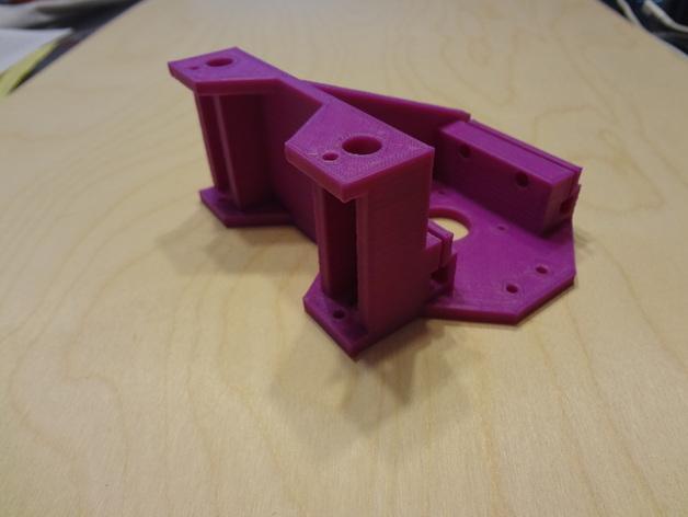 与众不同的Smartrap3d打印机 3D模型  图23