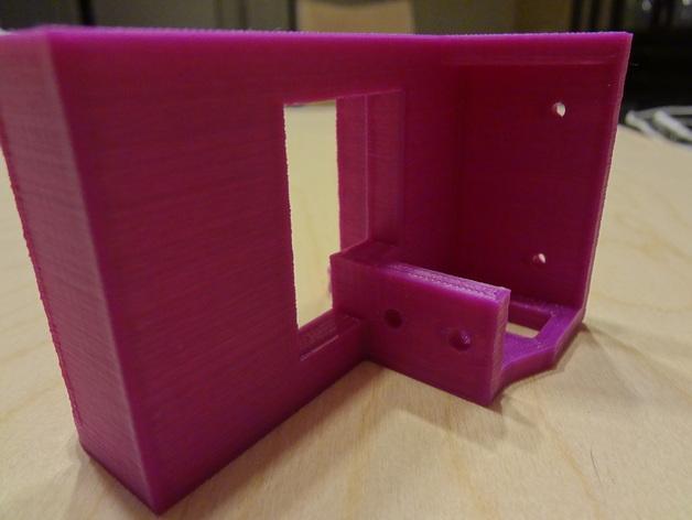 与众不同的Smartrap3d打印机 3D模型  图26
