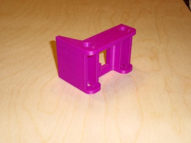 与众不同的Smartrap3d打印机 3D模型  图24