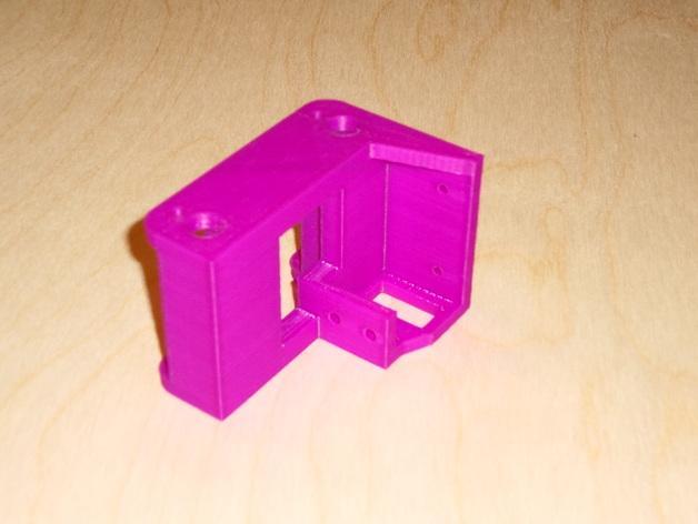 与众不同的Smartrap3d打印机 3D模型  图25