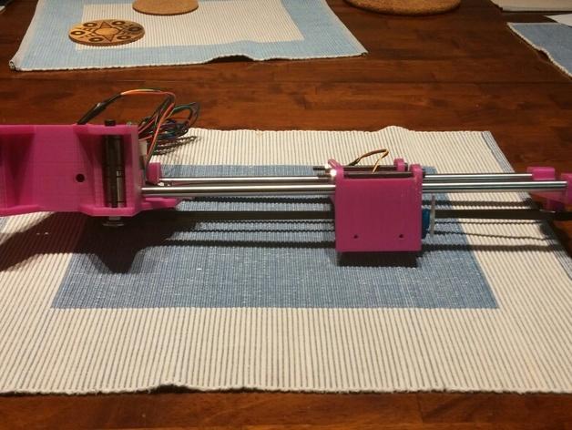 与众不同的Smartrap3d打印机 3D模型  图28