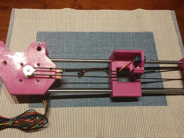 与众不同的Smartrap3d打印机 3D模型  图31