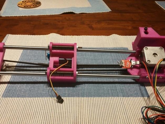 与众不同的Smartrap3d打印机 3D模型  图30