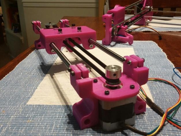 与众不同的Smartrap3d打印机 3D模型  图33