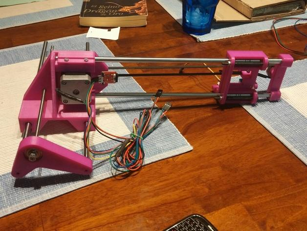 与众不同的Smartrap3d打印机 3D模型  图35