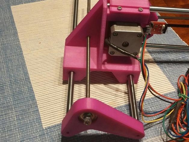 与众不同的Smartrap3d打印机 3D模型  图37