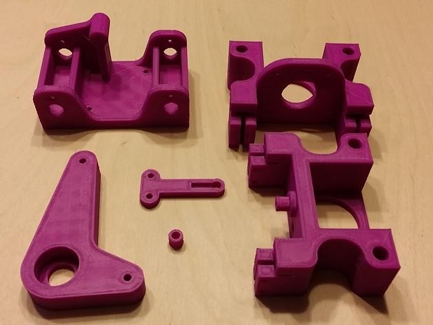 与众不同的Smartrap3d打印机 3D模型  图39