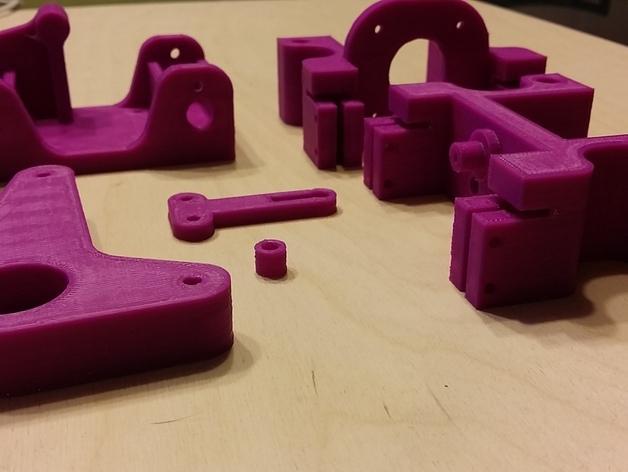 与众不同的Smartrap3d打印机 3D模型  图38