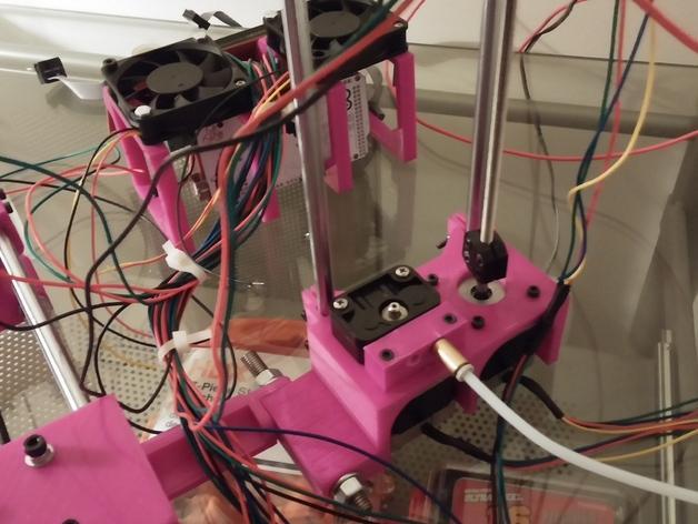 与众不同的Smartrap3d打印机 3D模型  图43