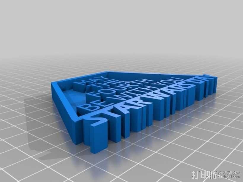 星球大战 3D模型  图2