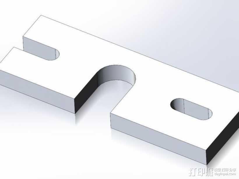 平板 3D模型  图1