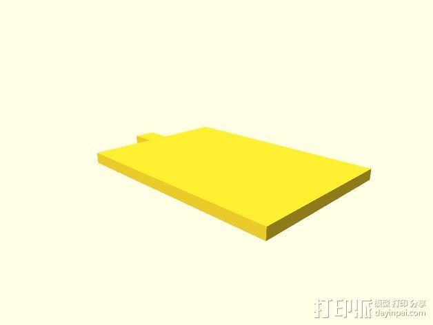 存钱罐 3D模型  图4
