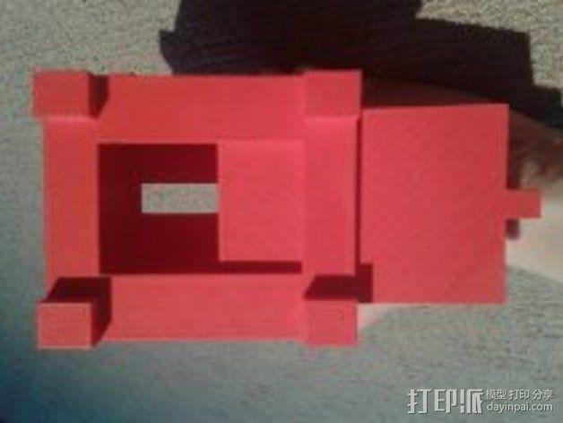 存钱罐 3D模型  图8