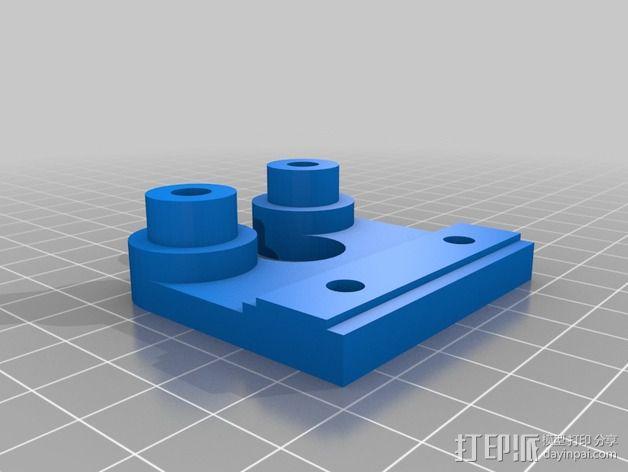 K8200 Z轴适配器 3D模型  图12