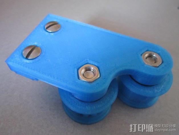 K8200 Z轴适配器 3D模型  图15