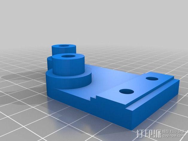 K8200 Z轴适配器 3D模型  图16