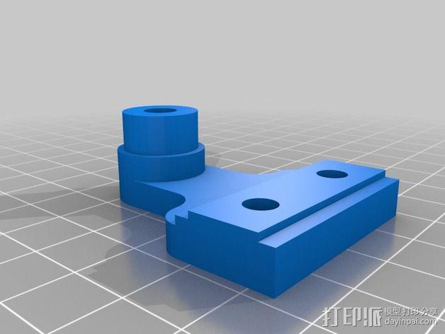 K8200 Z轴适配器 3D模型  图18