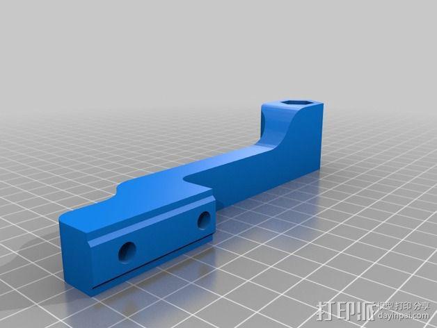K8200 Z轴适配器 3D模型  图22