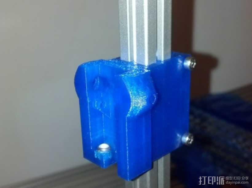调节滑块 3D模型  图1