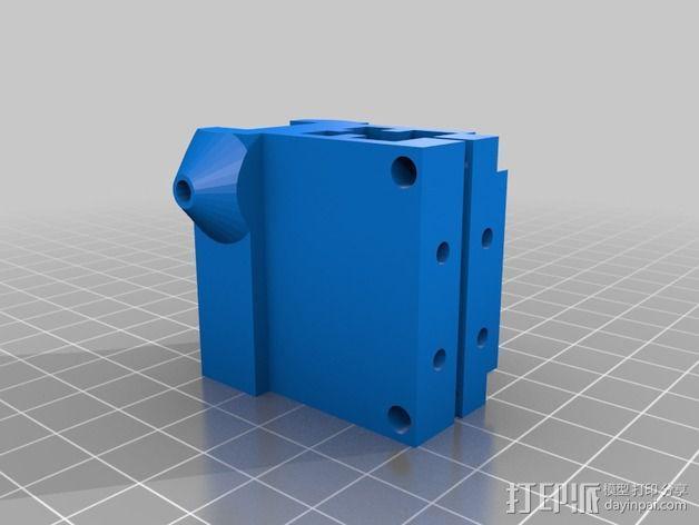 调节滑块 3D模型  图3