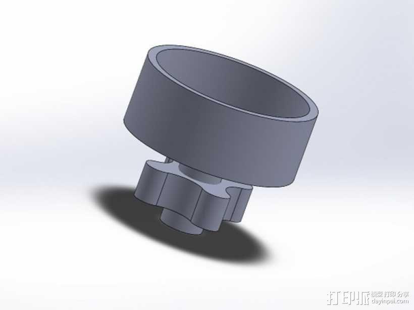 Max V2 3D模型  图1