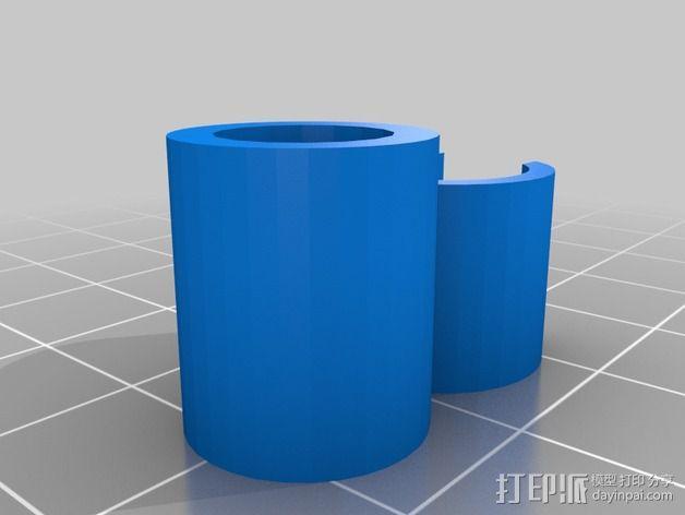 Robo夹子 3D模型  图2
