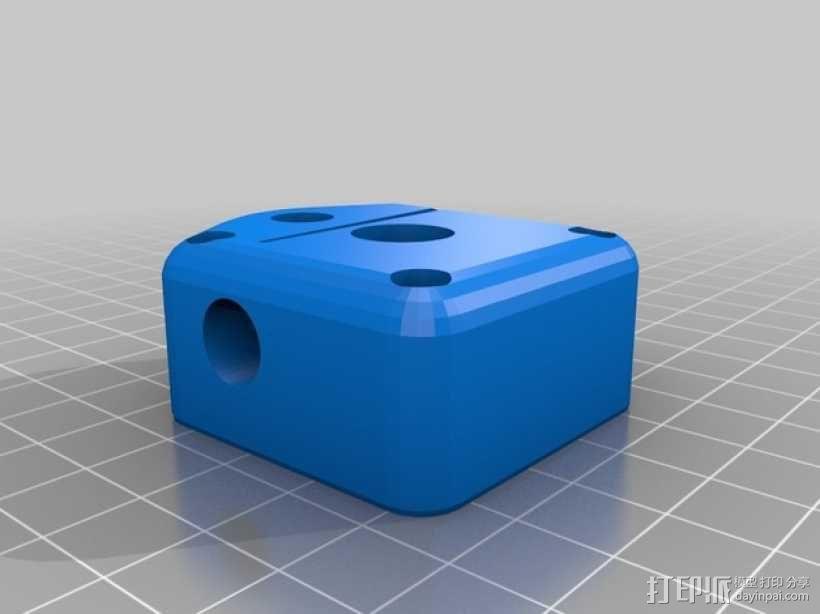 MiniStruder V0.3 3D模型  图3