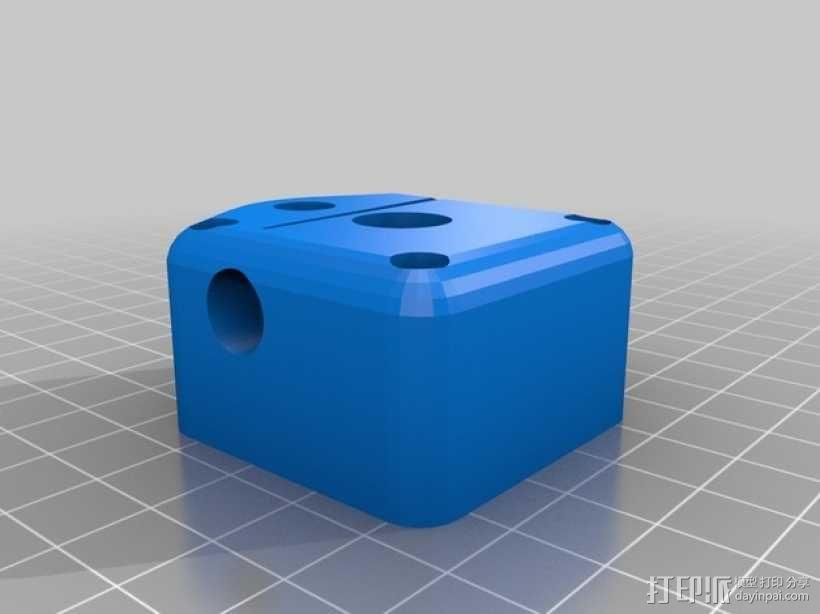 MiniStruder V0.3 3D模型  图2