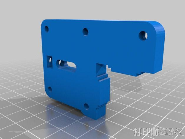 K8200 适配器 3D模型  图3