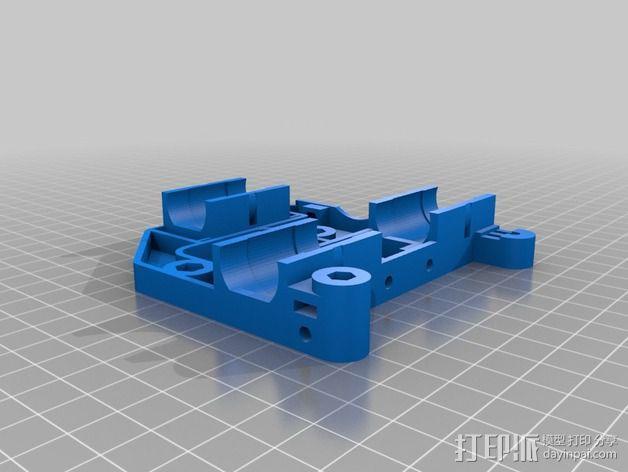风扇 3D模型  图3