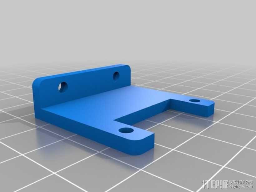 伺服器调整版 3D模型  图3