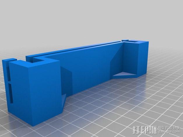 i3线丝驱动器 3D模型  图4