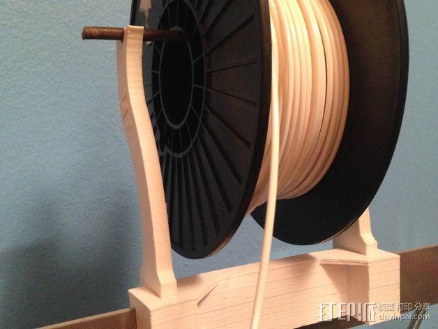 i3线丝驱动器 3D模型  图5