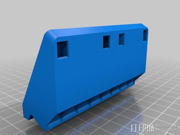 数据板 3D模型  图2