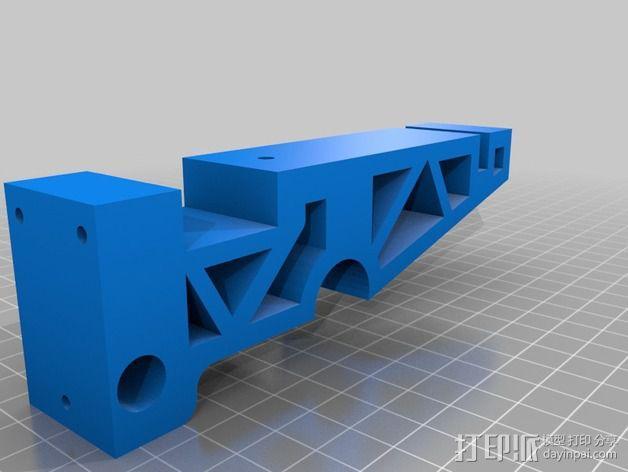 3D打印机轴承 3D模型  图2