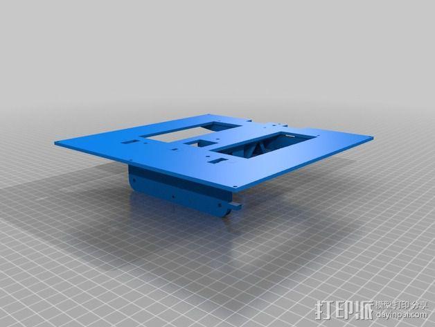 3D打印机轴承 3D模型  图4