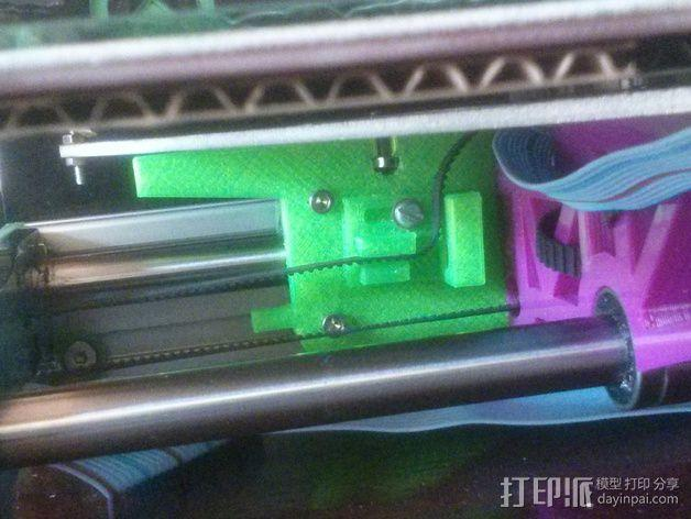 3D打印机轴承 3D模型  图7