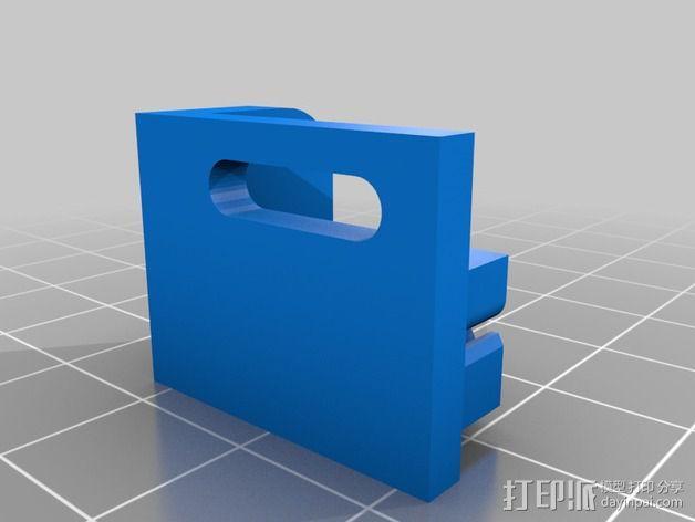 3D打印机轴承 3D模型  图8