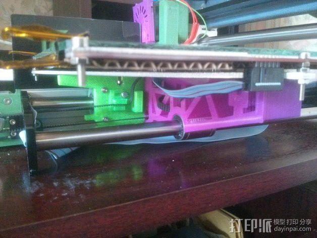 3D打印机轴承 3D模型  图10