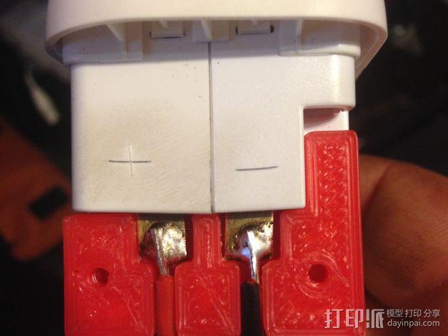 电源适配器 3D模型  图3