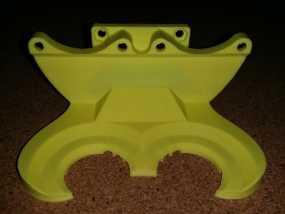 风扇管 3D模型