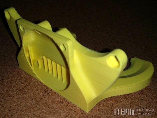 风扇管 3D模型  图5