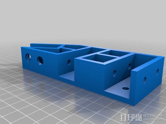 多功能配件 3D模型  图2