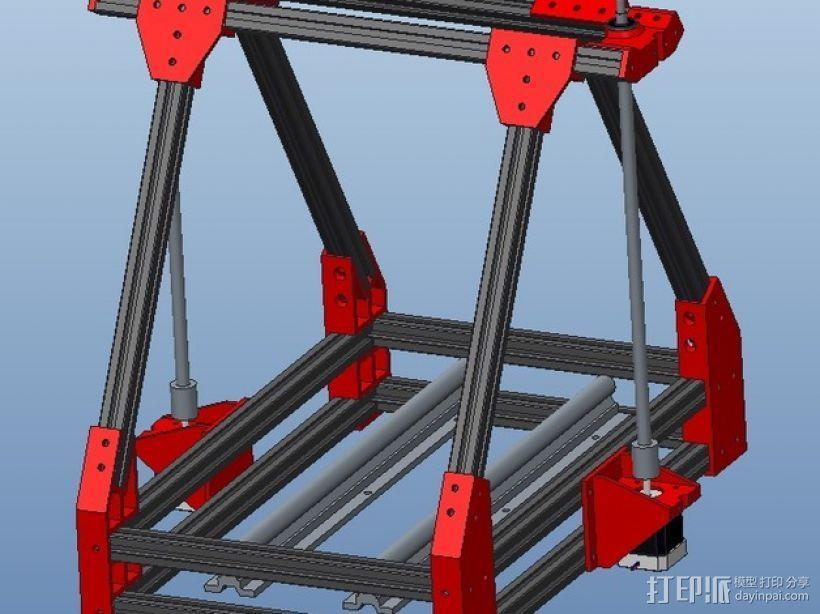 多功能配件 3D模型  图1
