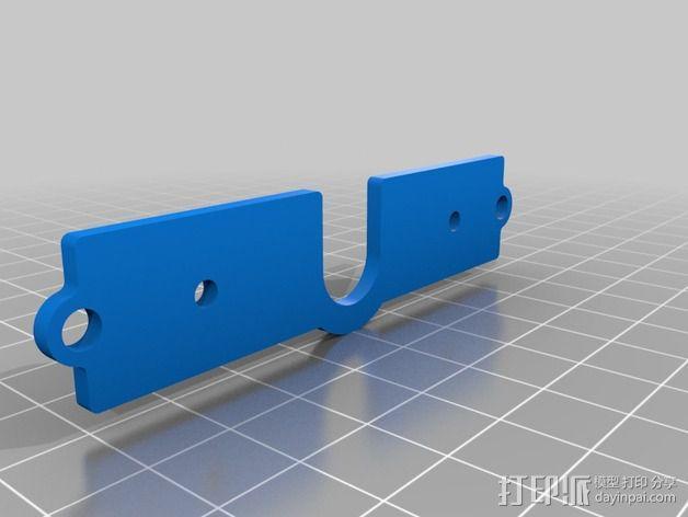 E3D适配器 3D模型  图2