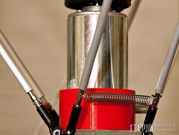CNC适配器 3D模型  图2