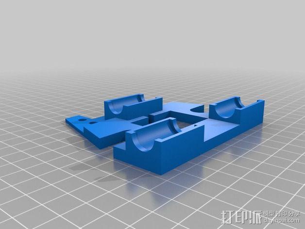 E3D挤出器 3D模型  图2